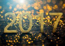 Ευχές για το νέο Έτος 2017