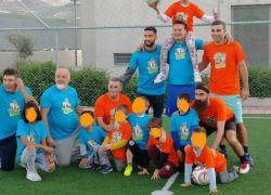 Ποδοσφαιρικός αγώνας αγάπης στο Παιδικό Χωριό SOS