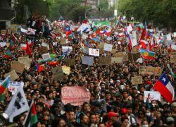 Ψήφισμα-Αλληλεγγύη στην πάλη των λαών της Λατινικής Αμερικής