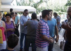 Παρασκευή 29 Σεπτεμβρίου και ώρα 14:00 μ.μ.                  Παράσταση διαμαρτυρίας στην Περιφερειακή Διεύθυνση Κρήτης