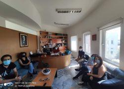 Συνάντηση με το Δήμο Μαλεβιζίου για σχολική στέγη                                  και προσχολική εκπαίδευση