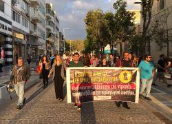 «Τετάρτη 10 Ιουνίου και ώρα 18:30 μμ, πλ. Ελευθερίας-Απογευματινό συλλαλητήριο κατά της ψήφισης του αντιεκπαιδευτικού πολυνομοσχεδίου, που θα πλαισιωθεί με δρώμενα από τη θεατρική ομάδα