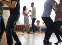Ομάδα Εκμάθησης Χορού Salsa On 1 (La Style)- Bachata Έναρξη εργασιών Πέμπτη 26 Οκτωβρίου                                               Δηλώσεις συμμετοχής